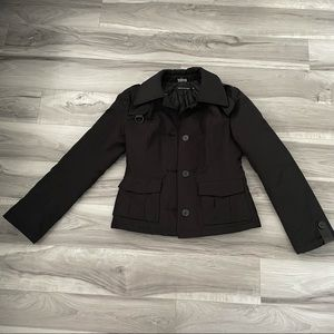 Mackage Fall Short Trench with Paded Lining sz S